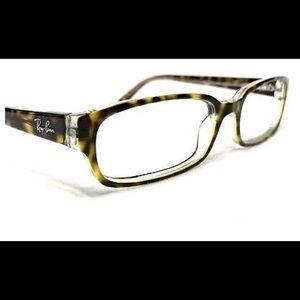 Ray-Ban RB 5087 2192 Tortoise Eyeglasses Frames
